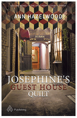 East Perry County Series:  Josephine's Guest House Quilt